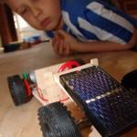 Solarauto fertig